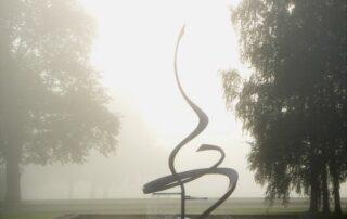 Arne Jones (1914-1976), Spiral åtbörd, 1961